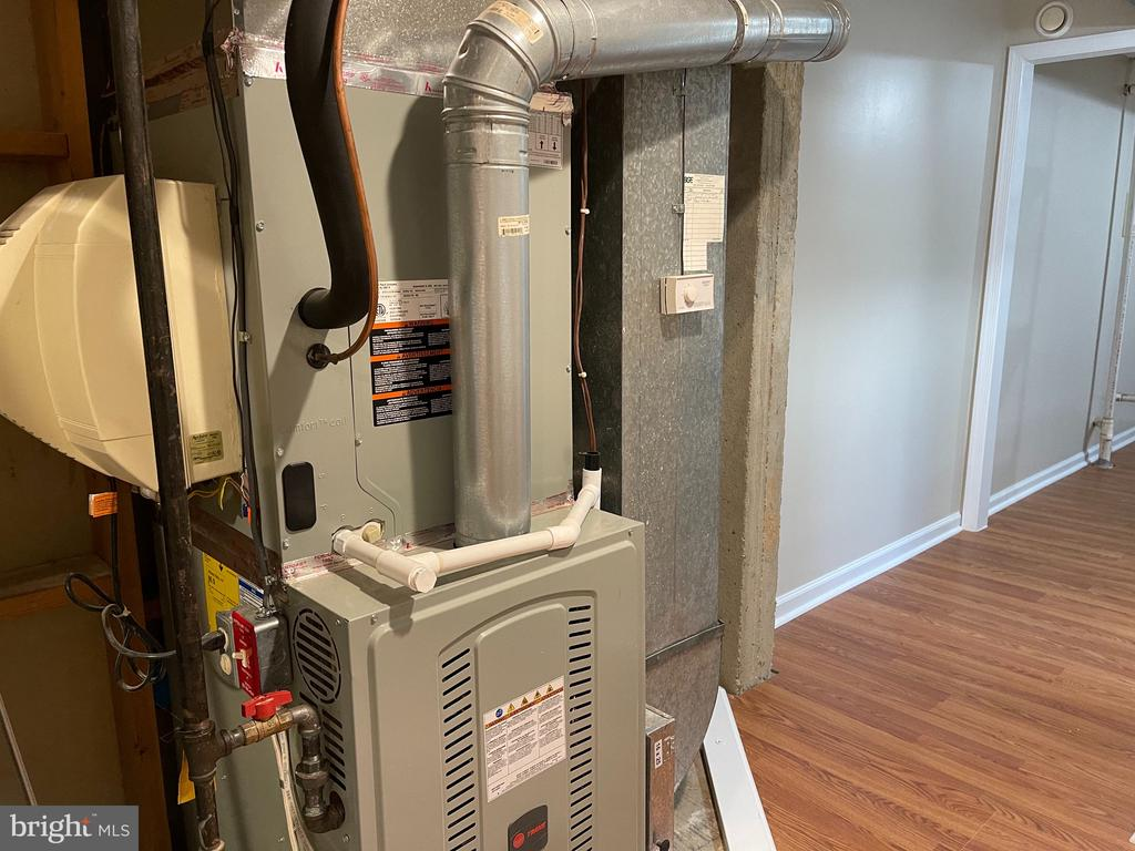 New HVAC and water heater - 304 PRELUDE DR, SILVER SPRING