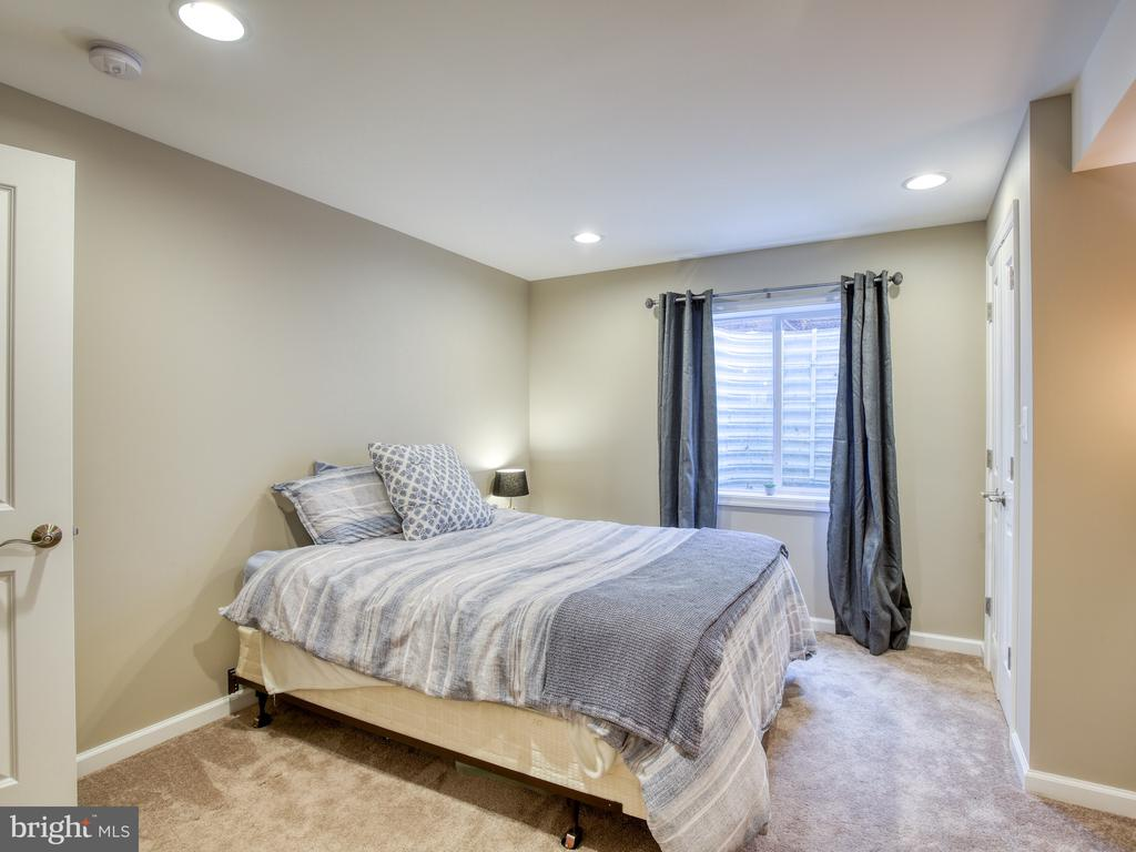 Lower Level Bedroom #5 - 17260 CREEKSIDE GREEN PL, ROUND HILL