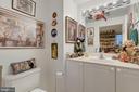 Powder Room - 19360 MAGNOLIA GROVE SQ #305, LEESBURG
