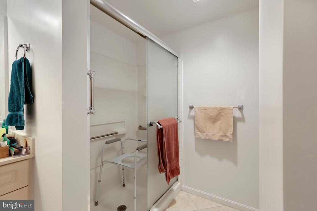 Primary Bathroom - 19360 MAGNOLIA GROVE SQ #305, LEESBURG