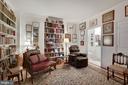 Third Bedroom/Den with walk-in closet & powder rm - 19360 MAGNOLIA GROVE SQ #305, LEESBURG