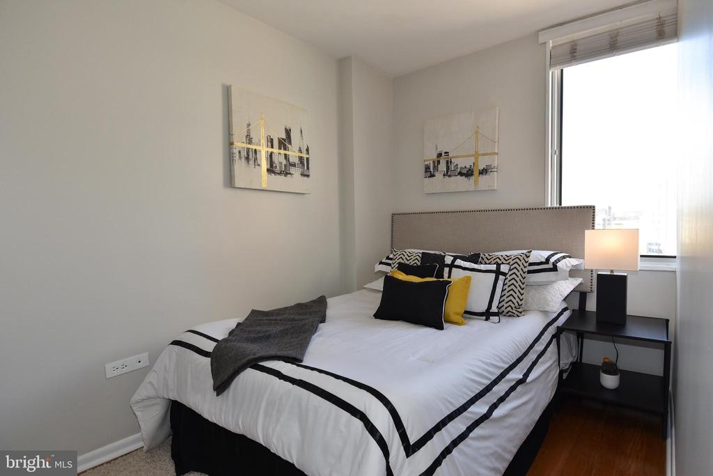Privacy in your bedroom - 2939 VAN NESS ST NW #1129, WASHINGTON