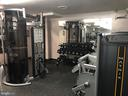 Fitness Room - weights - 2939 VAN NESS ST NW #1129, WASHINGTON