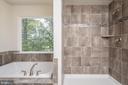 Master Suite - Spa bath to Impress! - 102 MONROE ST, LOCUST GROVE