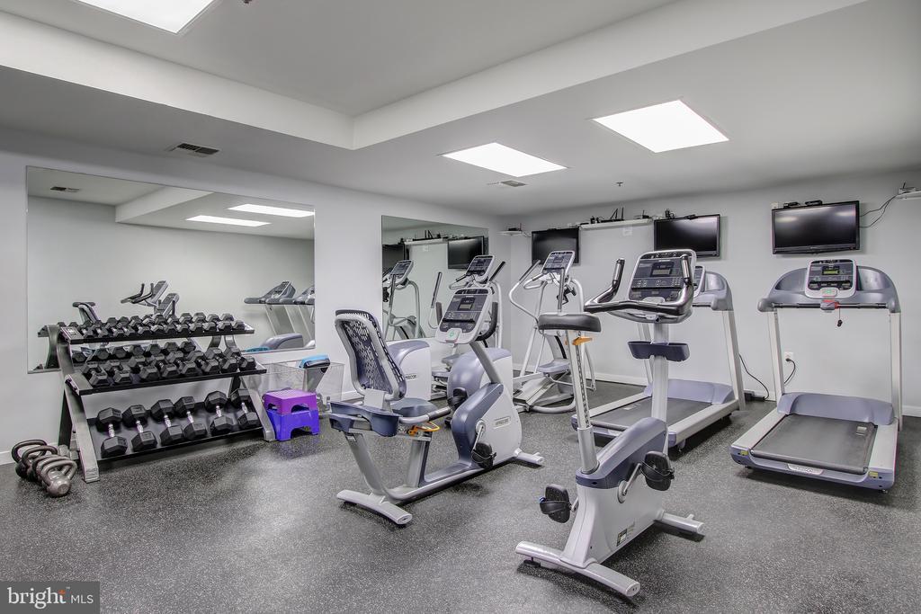 gym - 3883 CONNECTICUT AVE NW #716, WASHINGTON