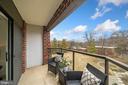 Balcony - 2100 LEE HWY #521, ARLINGTON