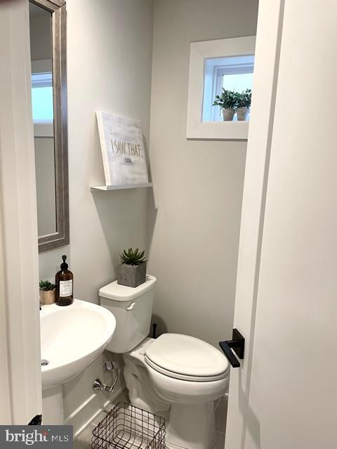 Loft Powder Room - 42502 MILDRED LANDING SQ, ASHBURN