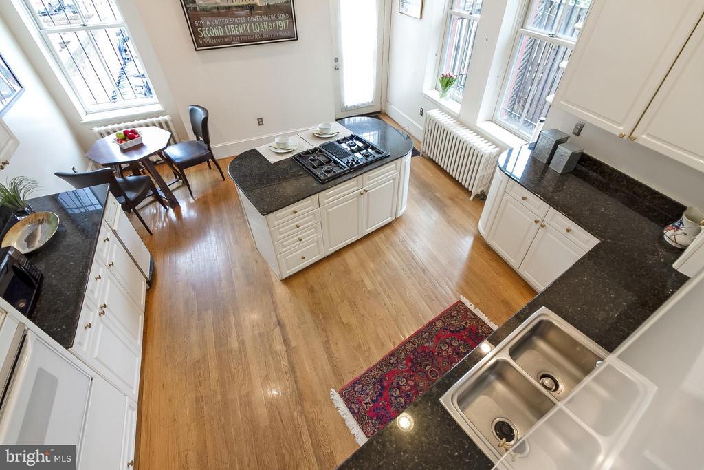 kitchen - 506 E CAPITOL ST NE, WASHINGTON