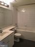 full bath with tub - 3883 CONNECTICUT AVE NW #716, WASHINGTON