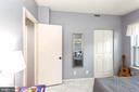 Spacious Bedroom #2 with brand new carpeting - 2100 LEE HWY #G09, ARLINGTON