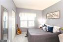 Spacious Bedroom #2 with lots of natural light - 2100 LEE HWY #G09, ARLINGTON