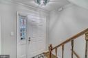 Welcoming foyer - 2913-B S WOODSTOCK ST #2, ARLINGTON
