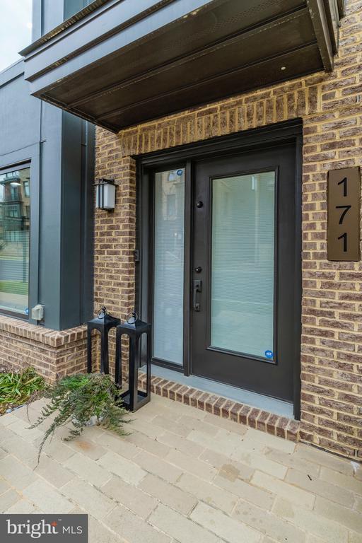 Front Door - 171 WINSOME CIR, BETHESDA