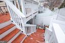 Deck Stairs - 22462 FAITH TER, ASHBURN