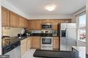 Large updated kitchen - 2810 S MEADE ST, ARLINGTON