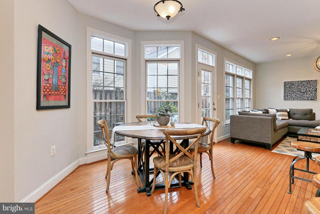 Perfect For Morning Breakfast! - 425 PARK AVE, FALLS CHURCH