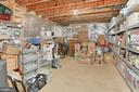Huge Storage Space Perfect For Exercise Area - 425 PARK AVE, FALLS CHURCH