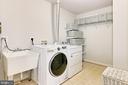 Convenient Upper-Level Laundry Center - 425 PARK AVE, FALLS CHURCH