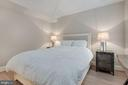Bedroom #2 - Spacious in Size - Logical Layout! - 1610 BELMONT ST NW #D, WASHINGTON