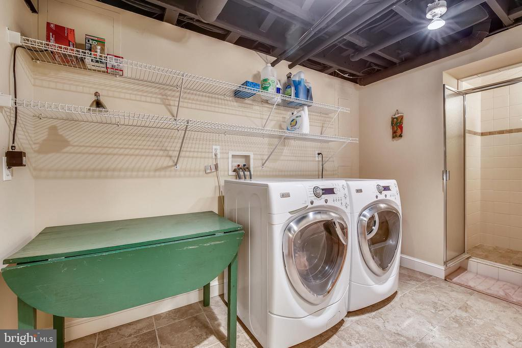 Laundry - 1515 LIVE OAK DR, SILVER SPRING