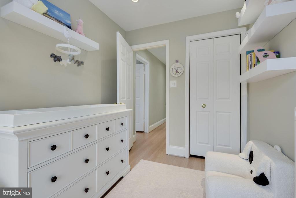 Bedroom #3 - Recess Lighting! - 1610 BELMONT ST NW #D, WASHINGTON