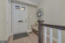 Foyer - New Premium Wide Plank Hardwood Floors! - 1610 BELMONT ST NW #D, WASHINGTON