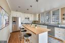 Kitchen - 1515 LIVE OAK DR, SILVER SPRING