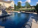 2 yr old 40x36' heated salt water pool - 12802 GLENDALE CT, FREDERICKSBURG