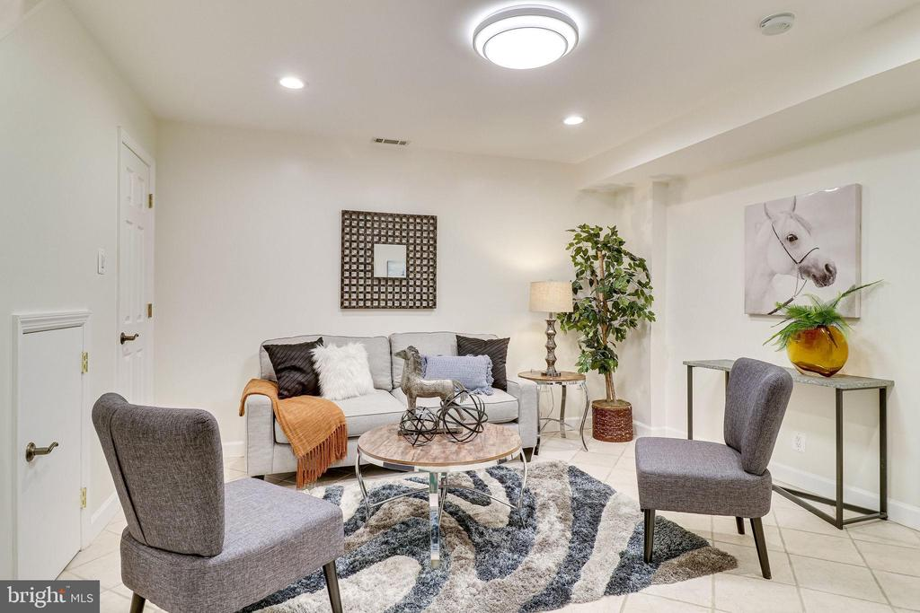 Recreation/Family Room - 3052 S ABINGDON ST #A2, ARLINGTON
