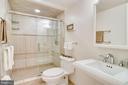 Lower Level Full Bath - 3052 S ABINGDON ST #A2, ARLINGTON