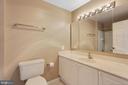 2nd full bathroom - 19365 CYPRESS RIDGE TER #1108, LEESBURG
