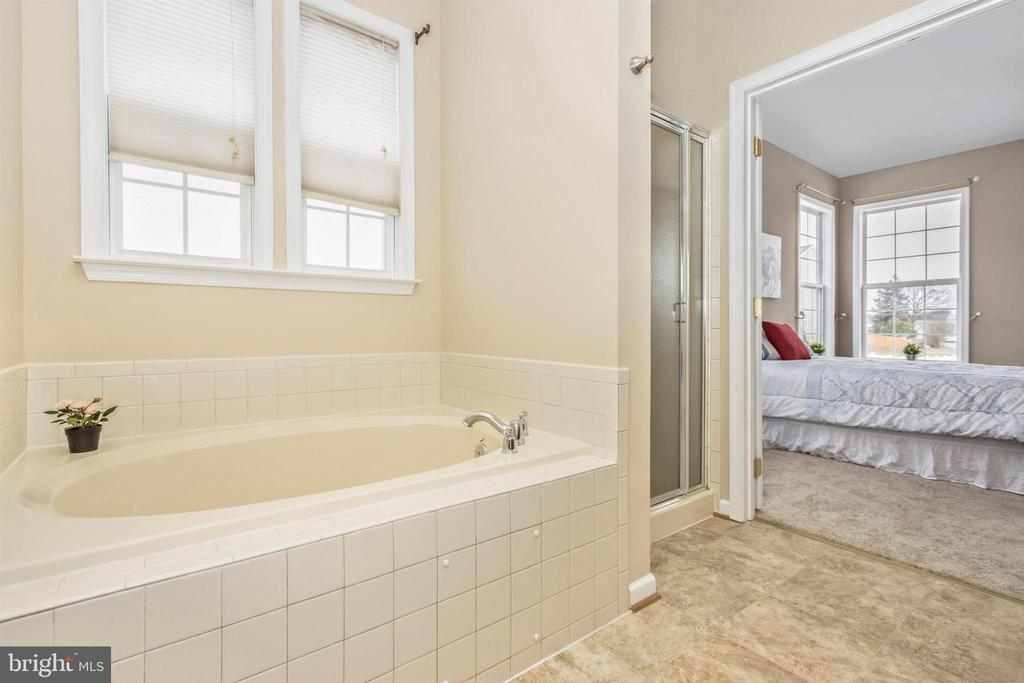 Master bath with separate shower stall - 2 MAE WAY, THURMONT