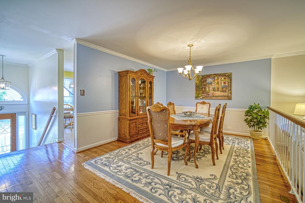 Spacious Dining Room - 10161 TURNBERRY PL, OAKTON