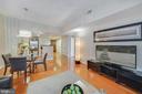 Hardwood Floors - 1020 N HIGHLAND ST #215, ARLINGTON