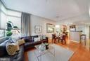 Open Floor Plan - 1020 N HIGHLAND ST #215, ARLINGTON
