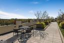 Roof Top Patio - 1020 N HIGHLAND ST #215, ARLINGTON