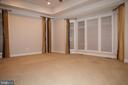 Owner's bedroom - 3705 GLEN EAGLES DR, SILVER SPRING