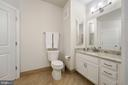 Primary Bathroom - Granite Counter Tops! - 6107 FAIRVIEW FARM DR #403, ALEXANDRIA