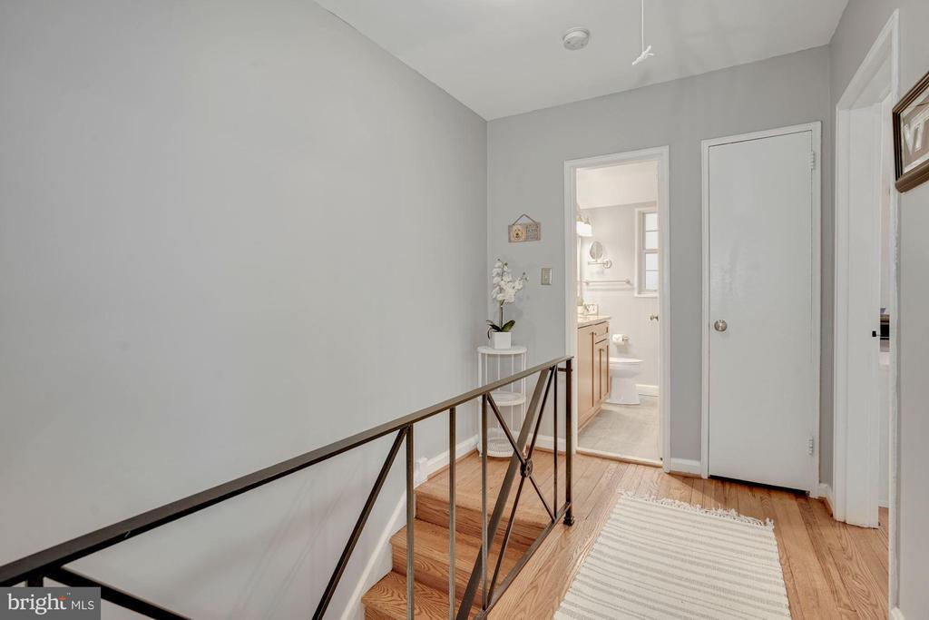 Let's Head on Upstairs to the Bedrooms - 3833 JAY AVE, ALEXANDRIA