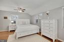 HUGE Primary Bedroom - 3833 JAY AVE, ALEXANDRIA