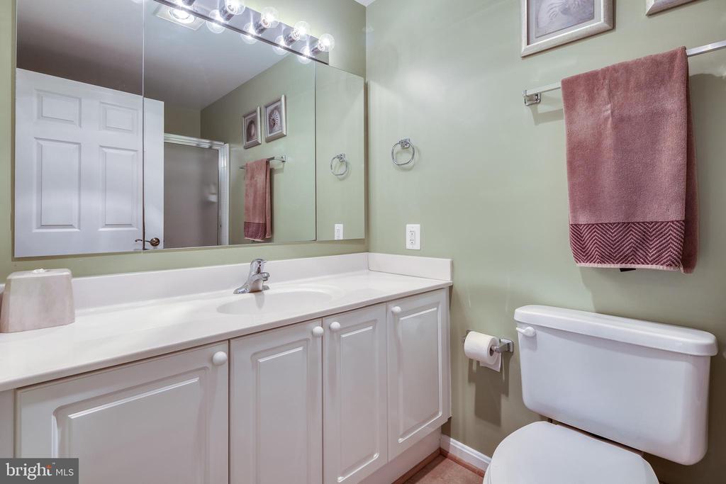 second bathroom - 3100 N LEISURE WORLD BLVD #203, SILVER SPRING