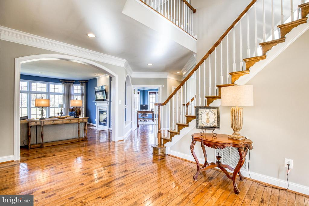 Grand Foyer - 43094 ROCKY RIDGE CT, LEESBURG