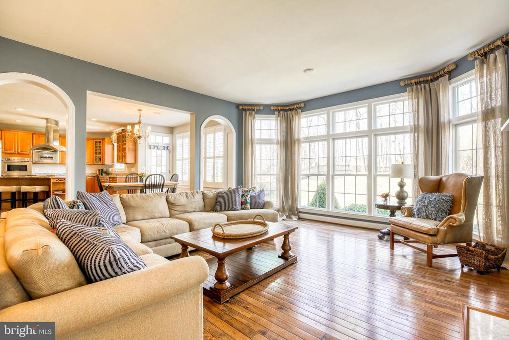Room for everyone with lots of natural light - 43094 ROCKY RIDGE CT, LEESBURG