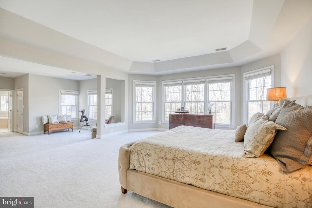 Master bedroom - 43094 ROCKY RIDGE CT, LEESBURG