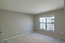 2 of 3 guest rooms - 1110 HEARTHSTONE DR, FREDERICKSBURG
