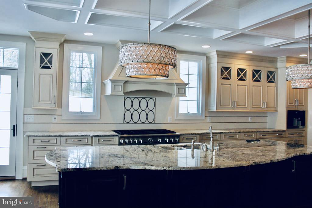 The Kitchen is a Chef's Delight! - 10603 VALE RD, OAKTON