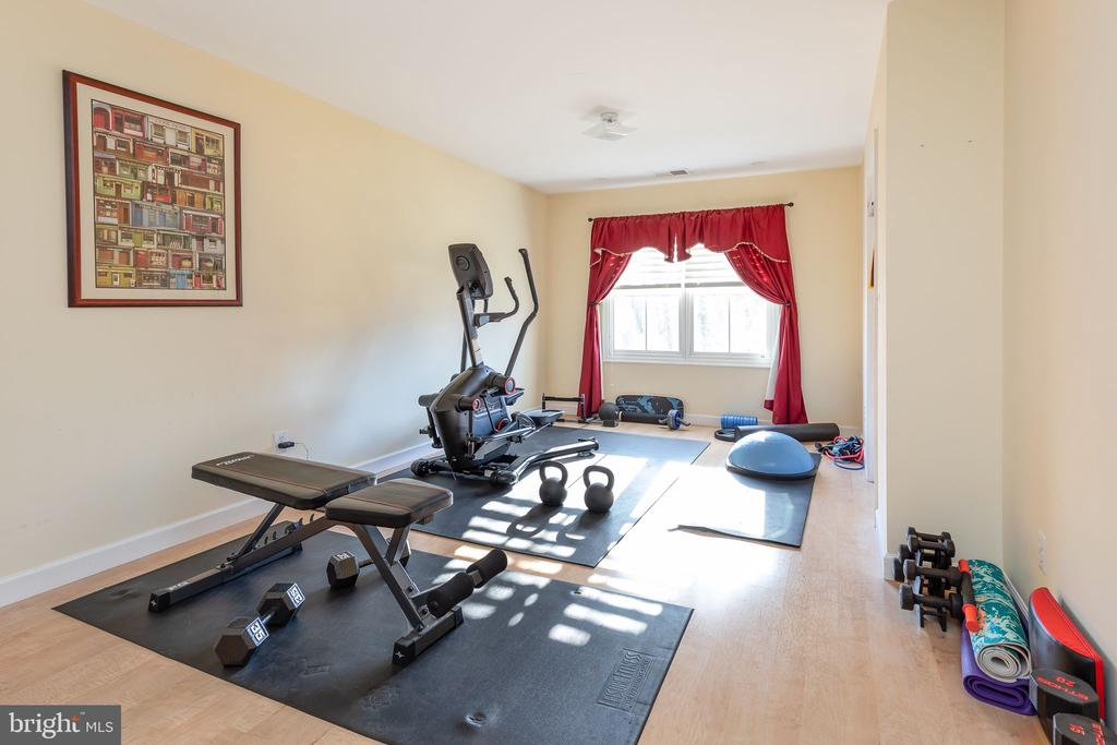 Exercise room - 9941 CORSICA ST, VIENNA