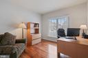 Sought Main Level Office with Hardwood Floors - 20004 HAZELTINE PL, ASHBURN