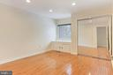 2nd spacious Bedroom with golf course view! - 2071 WETHERSFIELD CT, RESTON