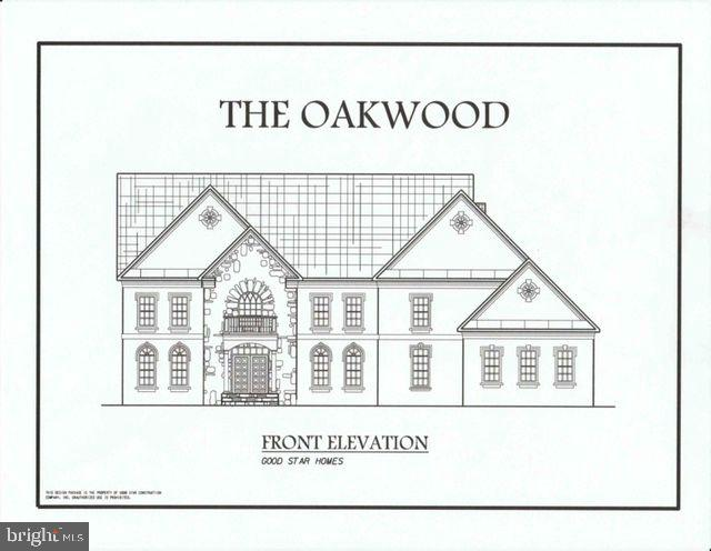Builder's Plan Can Be Customized For You. - 10603 VALE RD, OAKTON